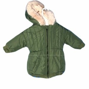 First Impression Girls Artichoke Outerwear 0-3 MO